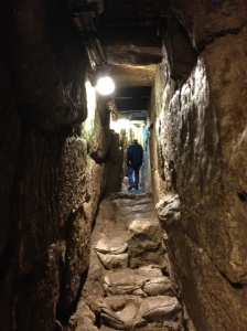Tunnels of Old City of David