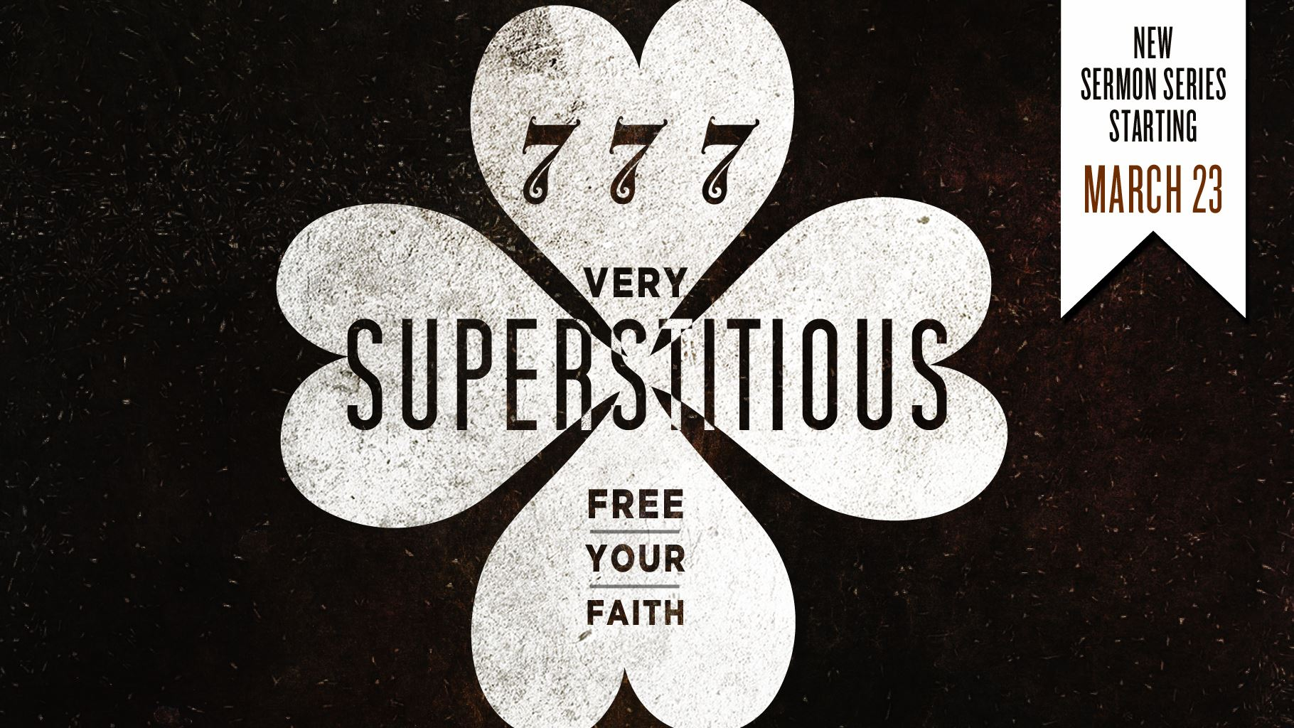 How Does Superstition Affect Your Faith? | Robin Steele
