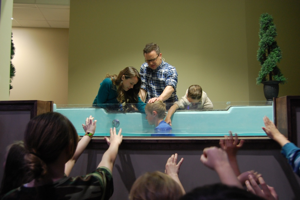 I baptized my boys! (3/5)